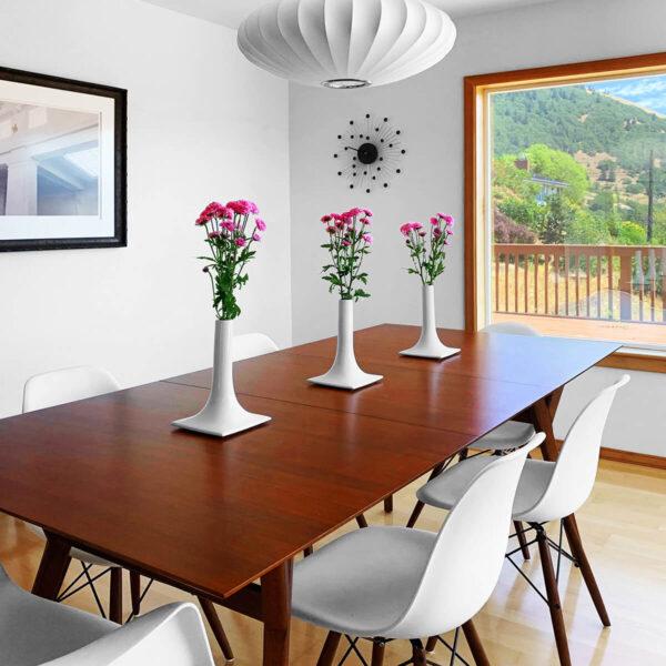 decorative table vases